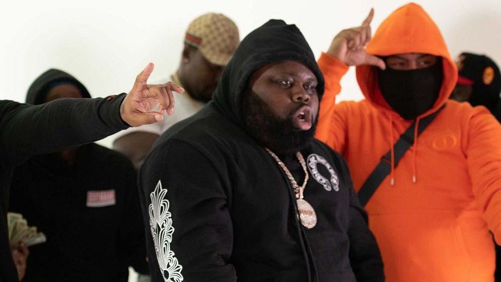 "Klass Murda drops the Motivated album & Rah Swish-assisted ""Shake The Town"" video"