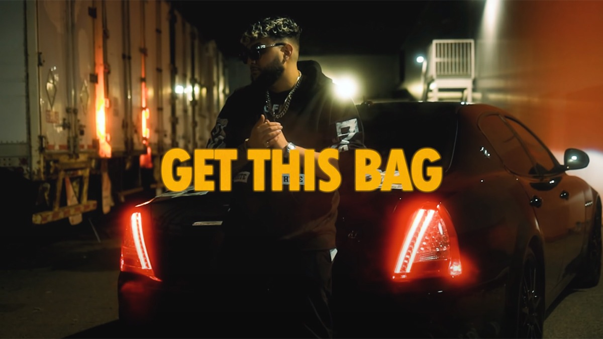 """Sam Hoss releases the """"Get This Bag"""" video in support of Line of Fire EP"""