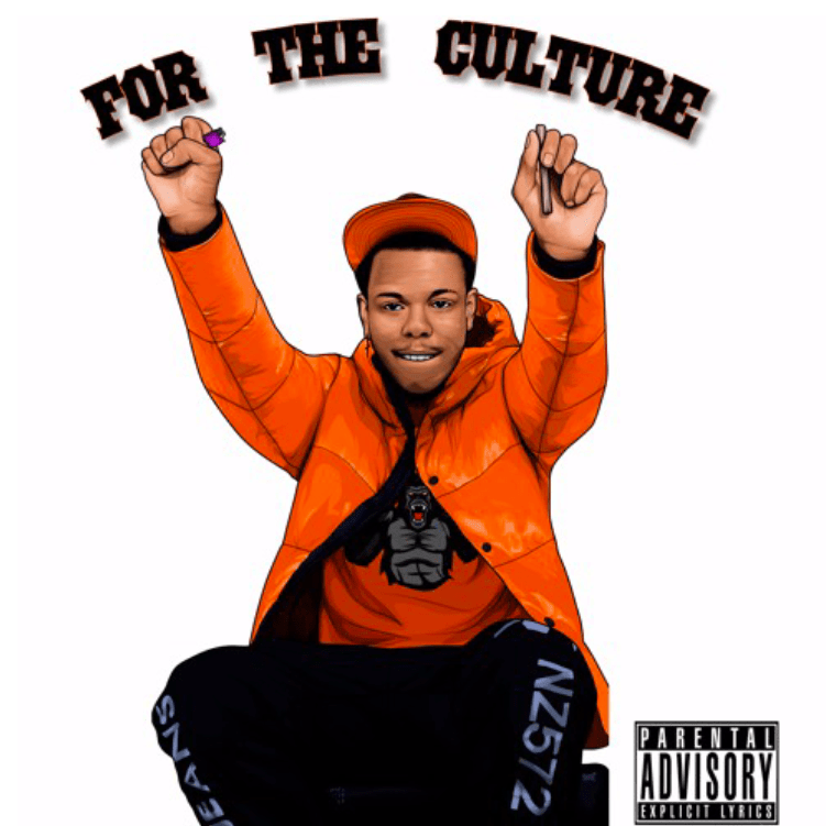Premiere: Urban Creative Pnpmar Breaks Into Music With New LP Titled For The Culture