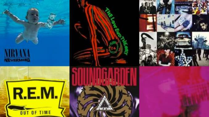 The Best Albums of 1991