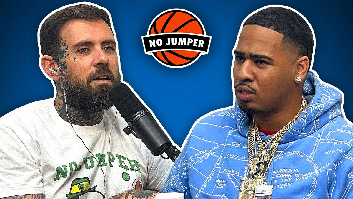 No Jumper presents The Ralfy The Plug Interview: Being Drakeo's Brother, getting 10 Years for fraud & more