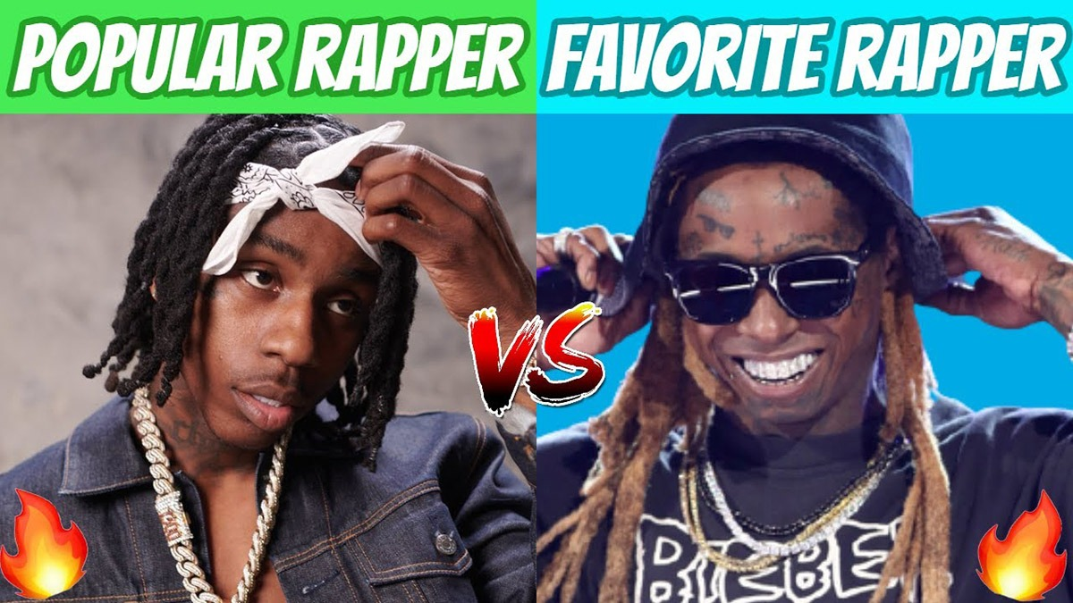 inteNsifyCharts: Your Favourite Rapper's Favourite Rapper