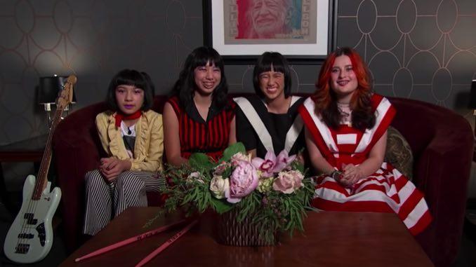 Watch The Linda Lindas Make Their Late-Night Debut on Kimmel