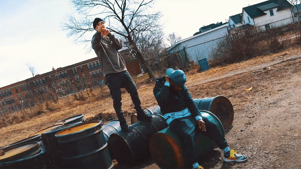 "Sayzee, Richie Sosa & Big Sproxx release the ""Rey Mysterio"" video"