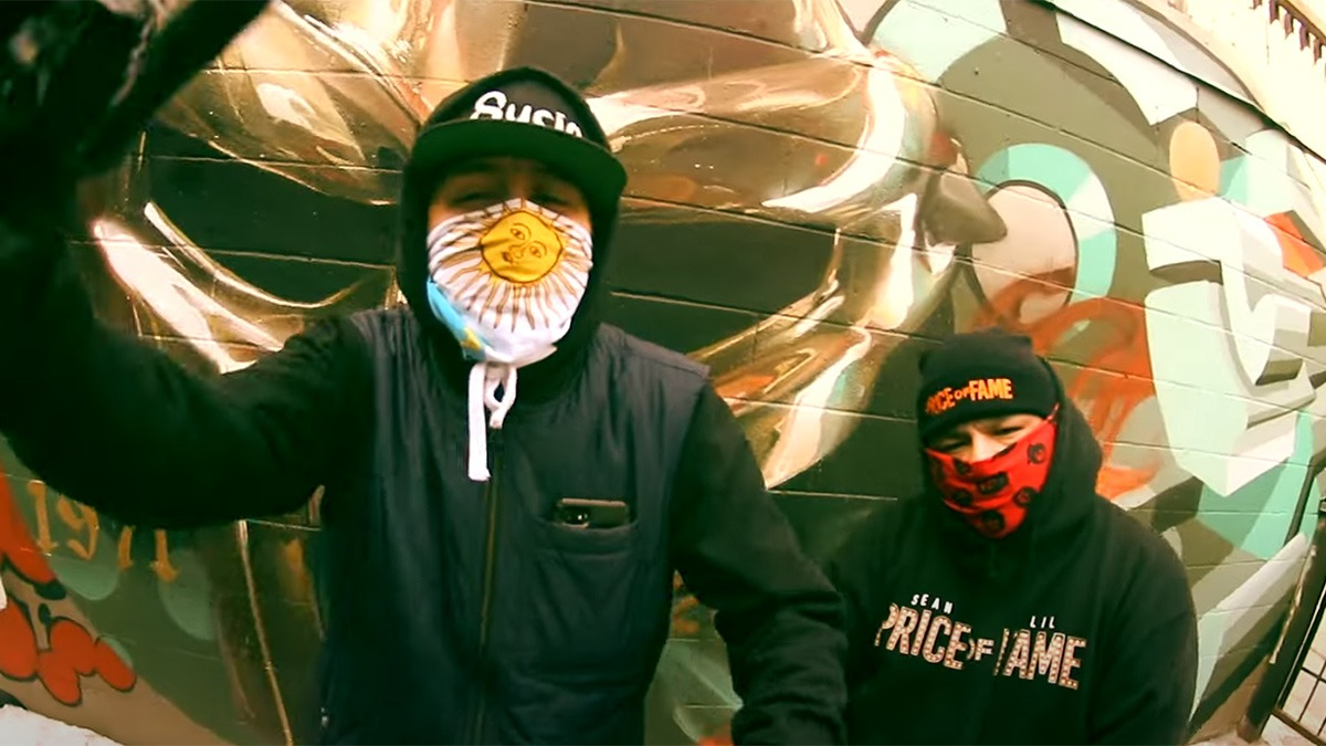 """DJ Chino420 & Chè Uno enlist Reel Wolf & Day 1 Media for the """"Santino / KFP"""" video"""