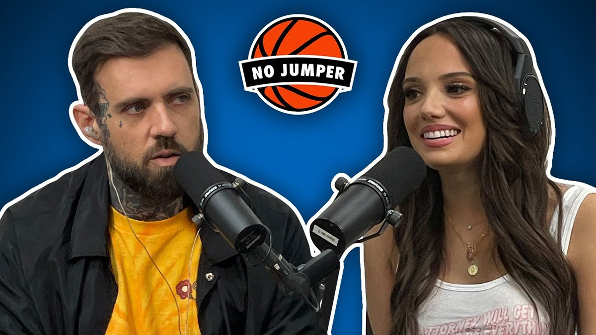 """No Jumper presents The Sofia Franklyn Interview: """"Call Her Daddy"""" break up, growing up Mormon & more"""