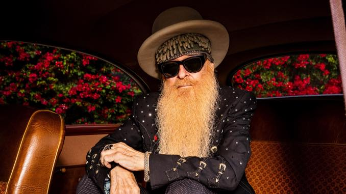 Billy F. Gibbons Gets Back on the Road with Hardware