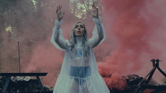 Lingua Ignota Announces New Album SINNER GET READY, Shares New Single