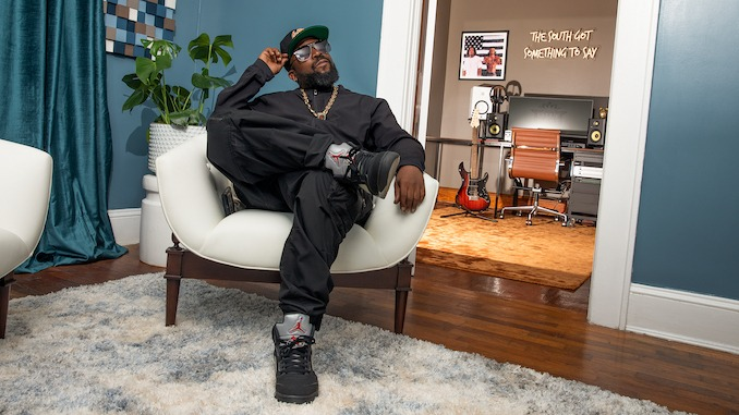 Stay at Outkast's Dungeon Home Studio, Courtesy of Big Boi and Airbnb