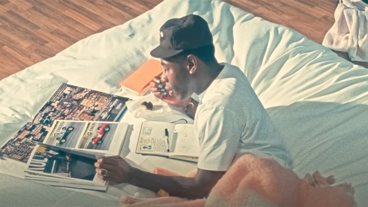 """Tyler, The Creator previews June 25th album with DJ Drama-assisted """"Lumberjack"""""""