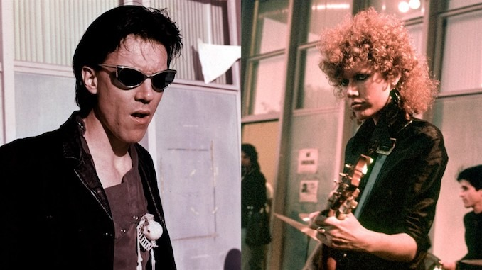 Exclusive: Watch The Cramps and The Mutants' Infamous Mental Hospital Performance