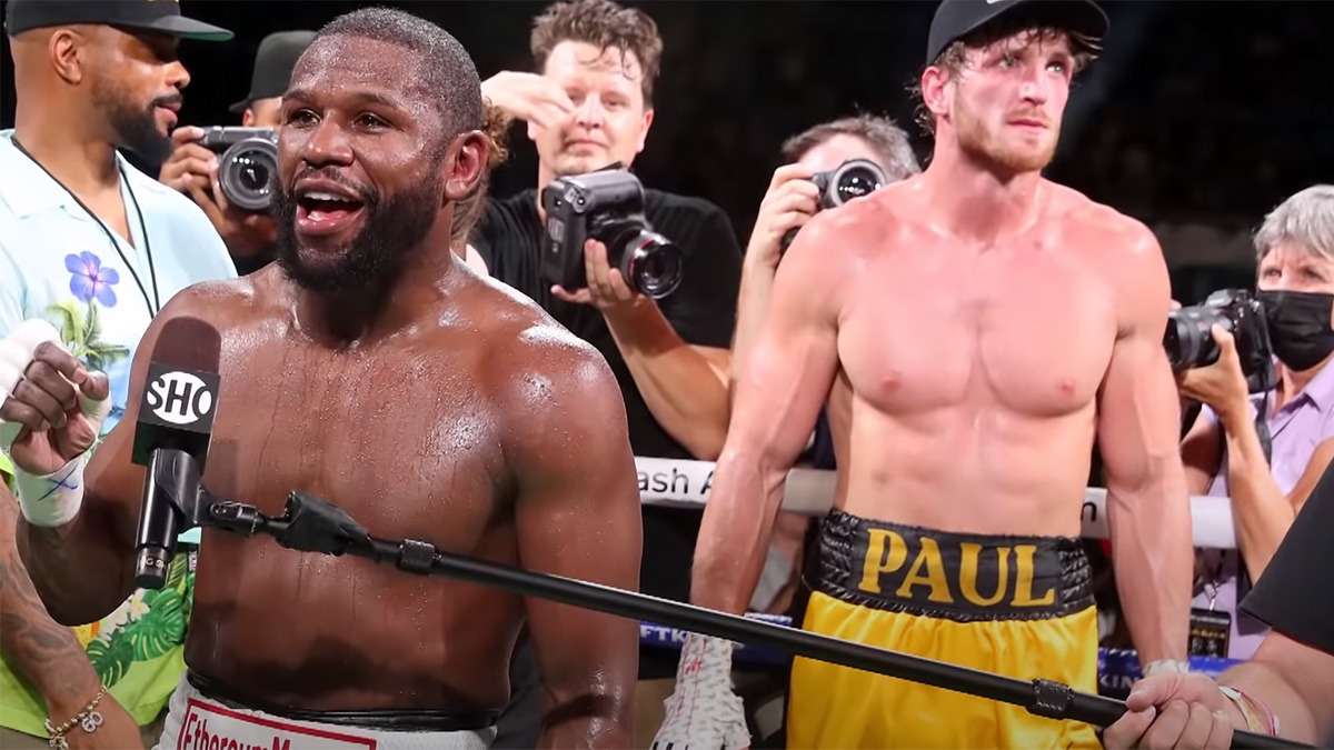 Migos & Moneybagg Yo perform ahead of Logan Paul vs. Floyd Mayweather exhibition boxing match