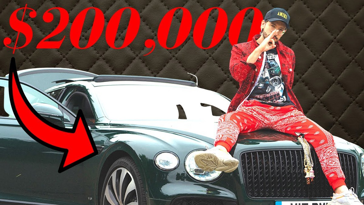 This is why rappers drive Bentleys: Trap Lore Ross breaks it down