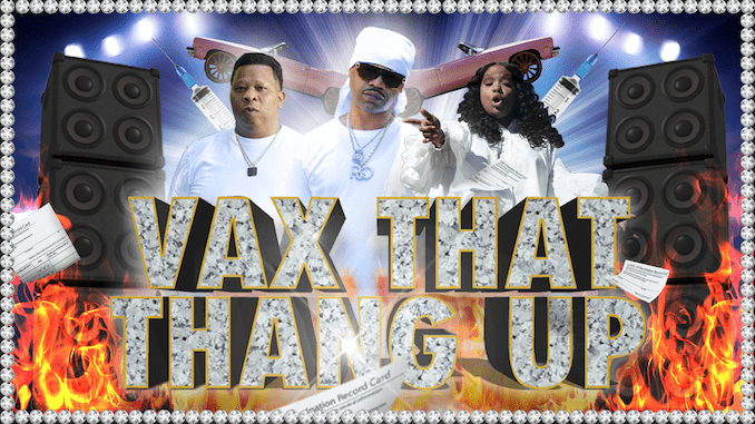 """Juvenile Encourages People to """"Vax That Thang Up"""" in Pro-Vaccine Rework of Iconic Song"""