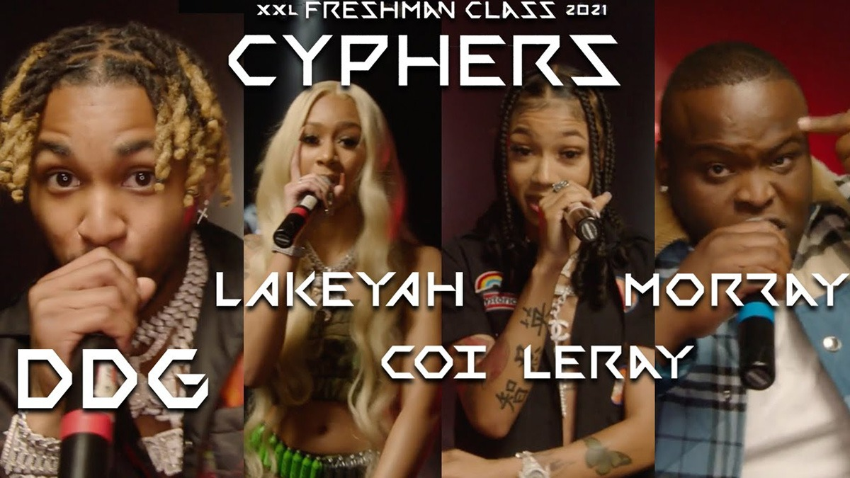 Coi Leray's new XXL Freshman Cypher leads some to criticize her performance