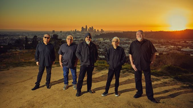 Steve Berlin on Native Sons, L.A. Music and 5 Decades of Fun with Los Lobos