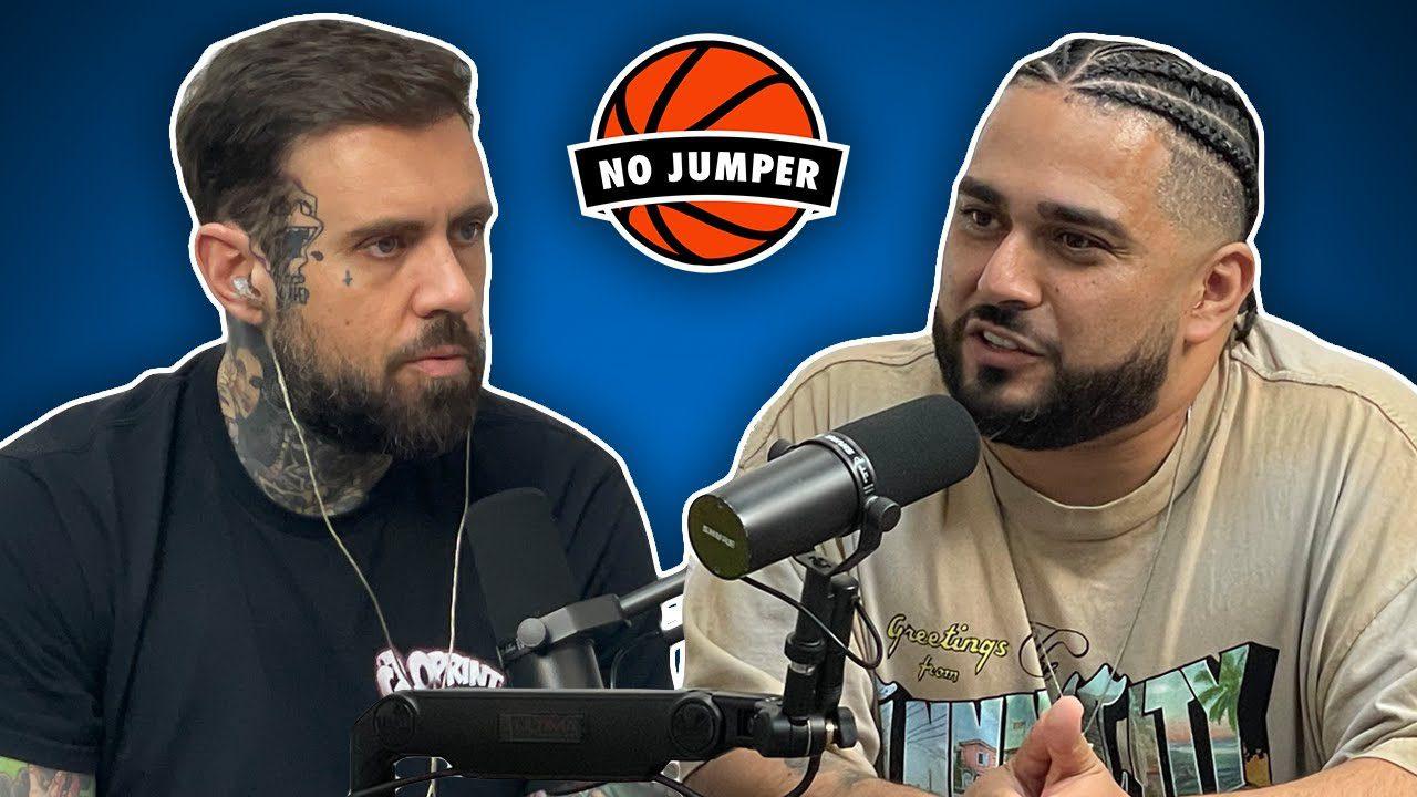 No Jumper presents The Trapzilla Interview: Lil Peep, Mexican Gang Politics, 6ix9ine, Riff Raff & more