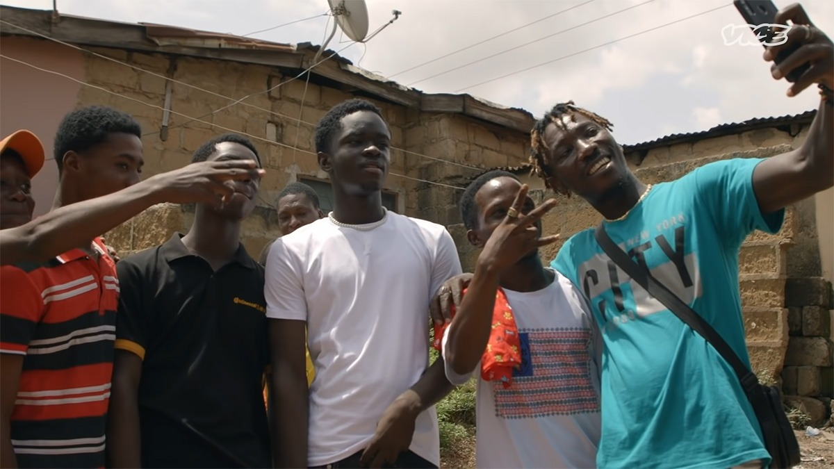 Noisey looks at the Ghanaian teen rappers obsessed with Chicago drill