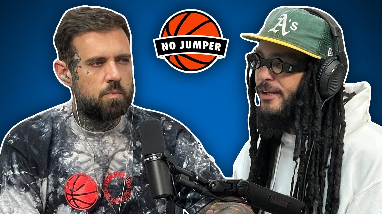 No Jumper presents The Travie McCoy Interview: Gym Class Heroes, beating a pill addiction, Tyga & more