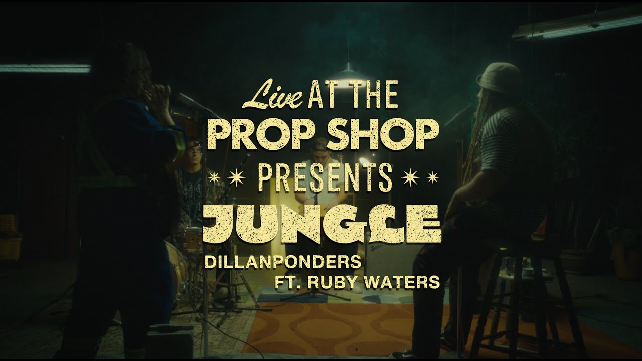 """DillanPonders releases live performance video of Ruby Waters-assisted """"JUNGLE"""""""
