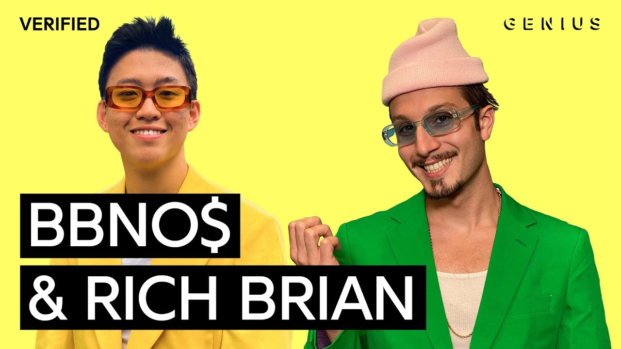 "Genius: bbno$ & Rich Brian ""edamame"" Official Lyrics & Meaning"