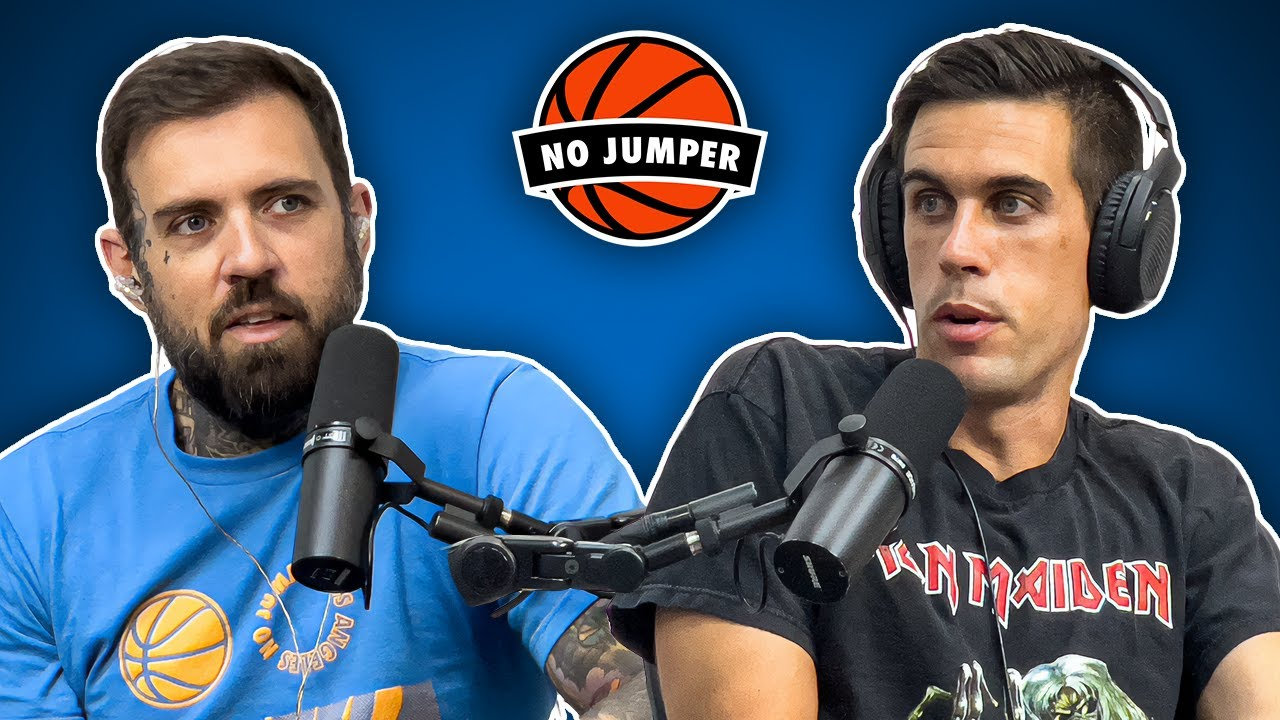 No Jumper presents The Ryan Holiday Interview: Dinner with Jay-Z vs $500,000, vaccines, media literacy & more