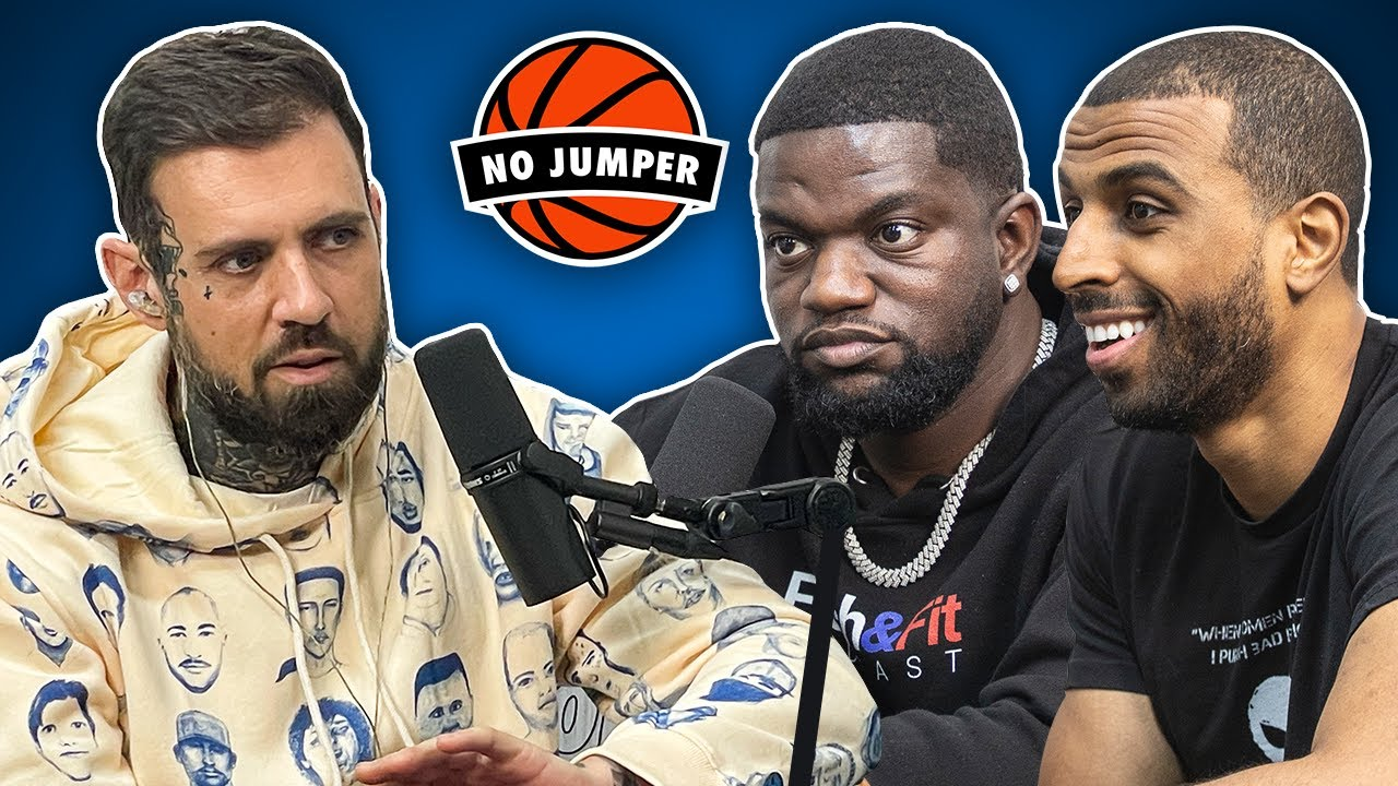 No Jumper presents The FreshandFit Interview: Aba & Preach beef, being a fed, copping blammies & more!