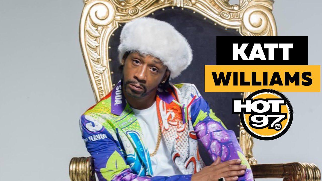 Hot 97: Katt Williams on Kevin Hart Verzuz battle, cancel culture, Emmy win & his new tour