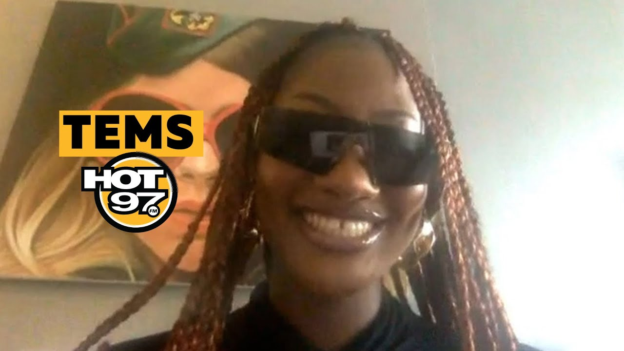 Tems on working with Drake, dealing with success & new EP If Orange Was A Place