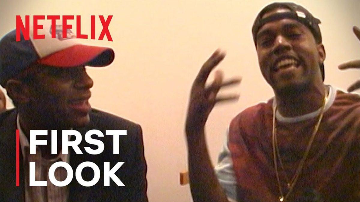 """jeen-yuhs: Kanye West & Mos Def perform """"Two Words"""" in sneak peak of Netflix docuseries"""