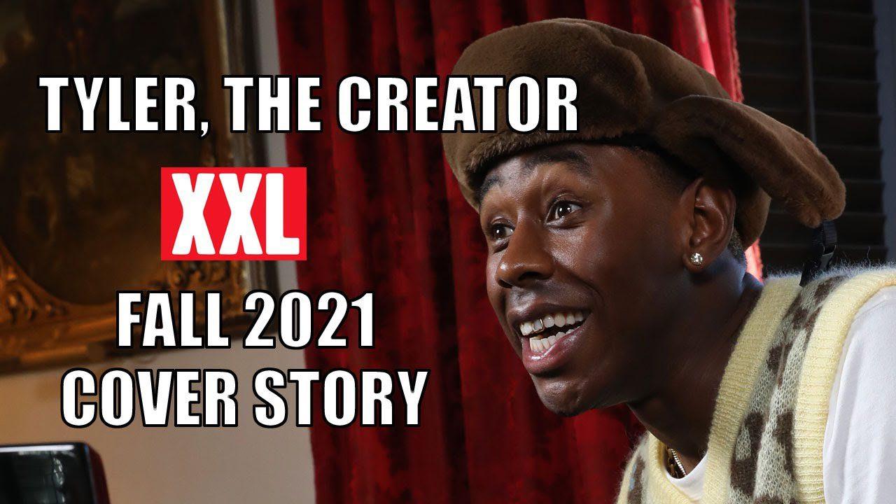 XXL: Tyler, The Creator talks CALL ME IF YOU GET LOST album, the mixtape era & more