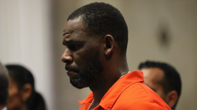 R. Kelly Found Guilty on All Counts in Sex Trafficking Trial