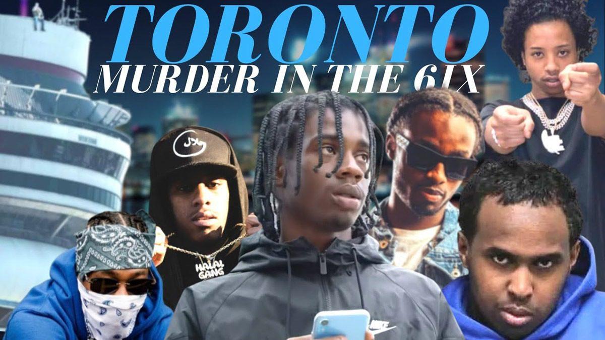 "Trap Lore Ross on ""Murder in the 6IX: Toronto's Deadly Gang War"""