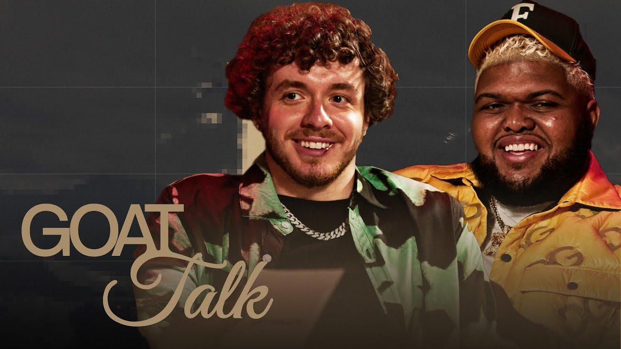 GOAT Talk: Jack Harlow & Druski talk comedy skits, pick up lines, sex positions & more