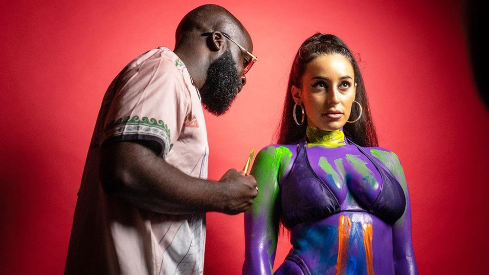 """Bugatti Bonsu enlists Looch Bodega & Fame Holiday for the """"Touch It"""" video"""