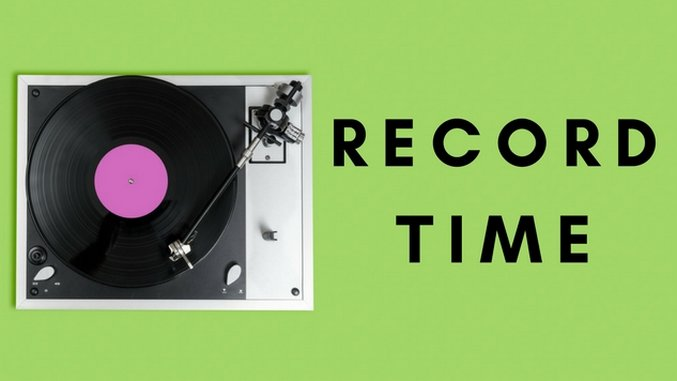 Record Time: New & Notable Vinyl Releases (September 2021)