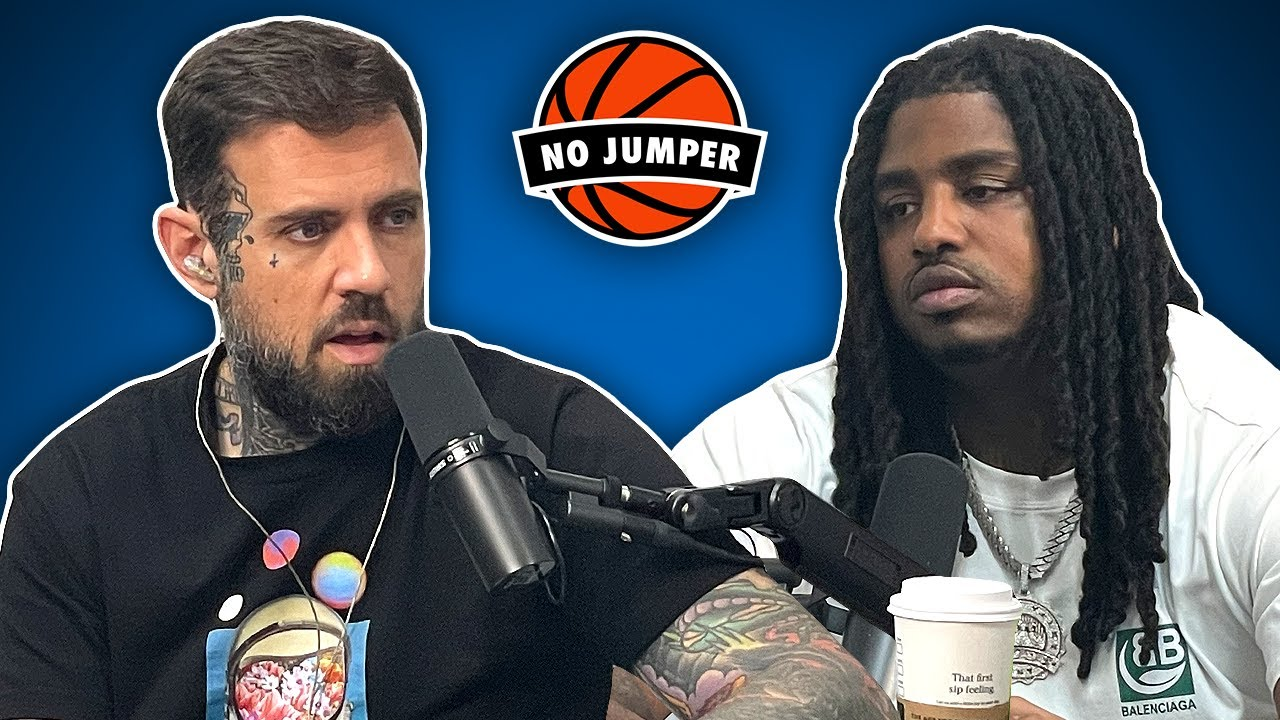 No Jumper presents The Rooga Interview: GD Anthem, working with Kanye, missing FBG Duck & more