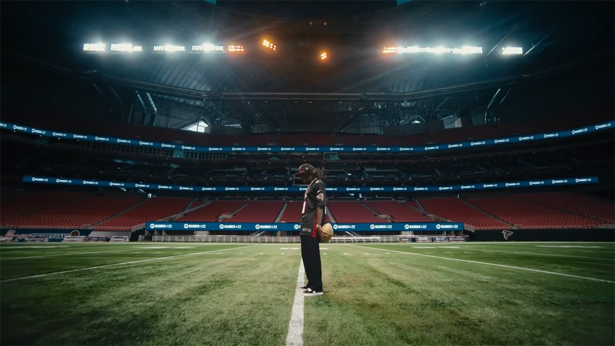 """Atlanta's JID drops the """"Ambassel"""" video in support of Madden NFL 22 Soundtrack"""
