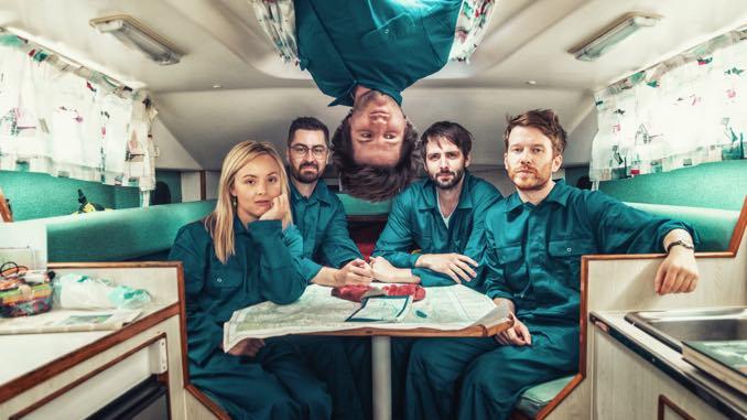 Silverbacks Announce New Album Archive Material, Share Title Track
