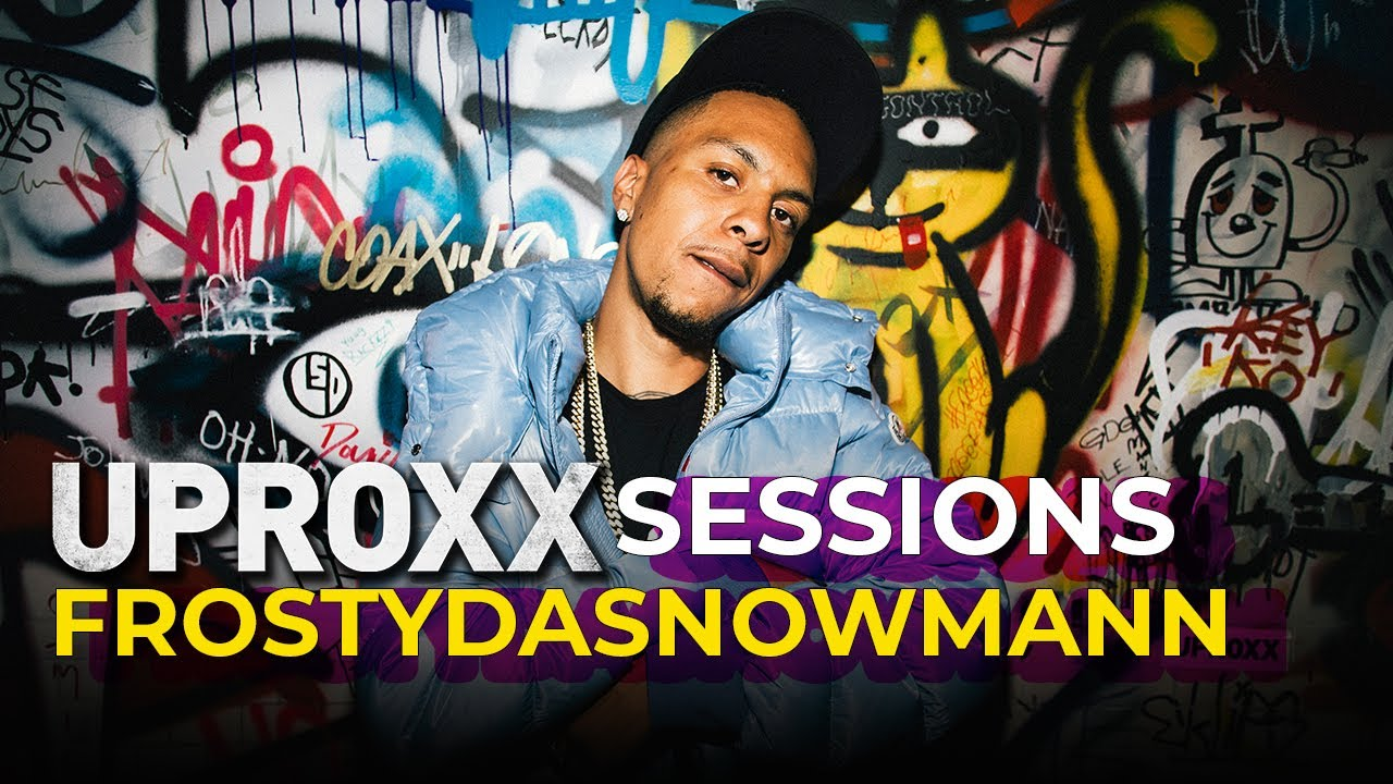 """FrostyDaSnowmann visits the UPROXX Sessions to perform """"That Guy"""""""