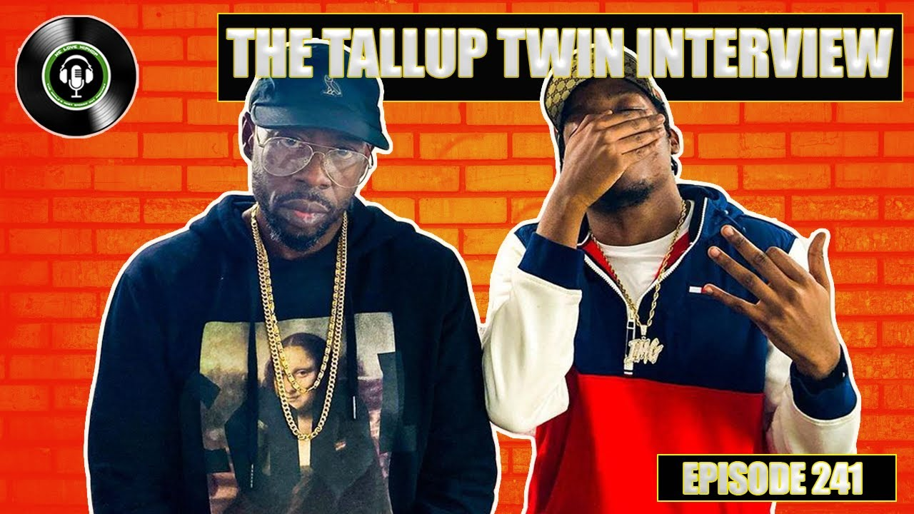 """We Love Hip Hop: Tallup Twin 2x speaks on """"Memories"""" video, his brother's passing, coming home & more"""