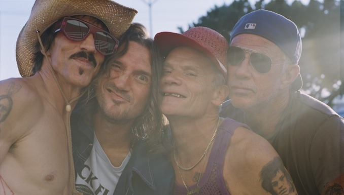 Red Hot Chili Peppers Announce Global Stadium Tour