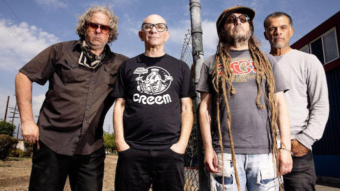 Circle Jerks Announce First North American Tour in Over 15 Years