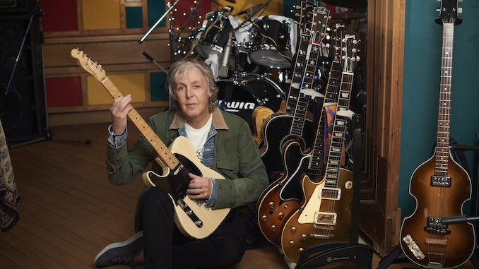 """Paul McCartney Calls The Rolling Stones a """"Blues Cover Band,"""" Discusses The Beatles' Breakup"""