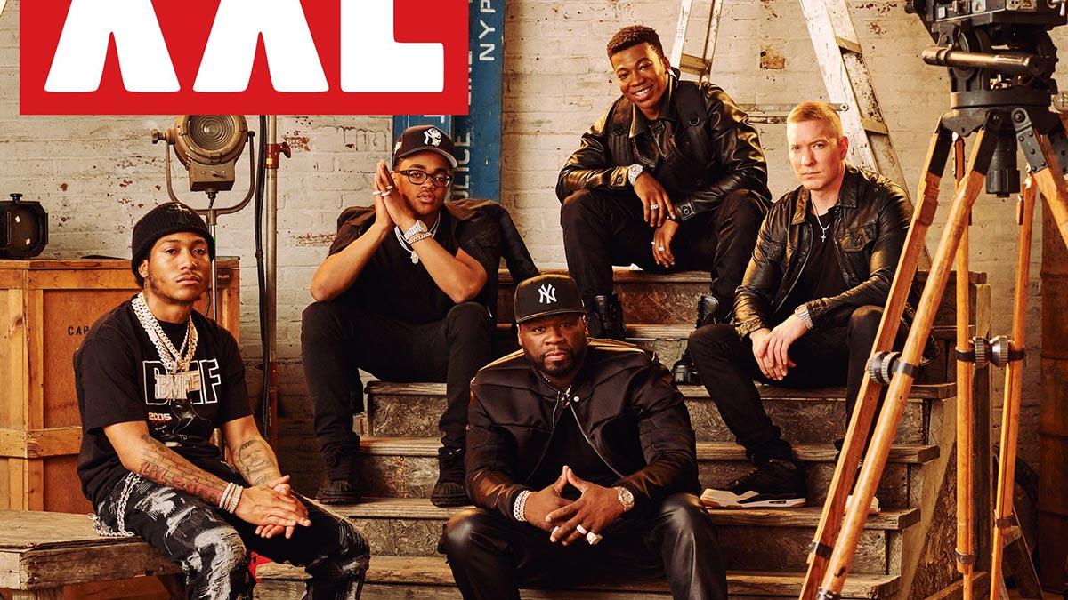50 Cent interviews stars from Power Universe & BMF: Lil Meech, Joseph Sikora, Mekai Curti & Michael Rainey Jr.