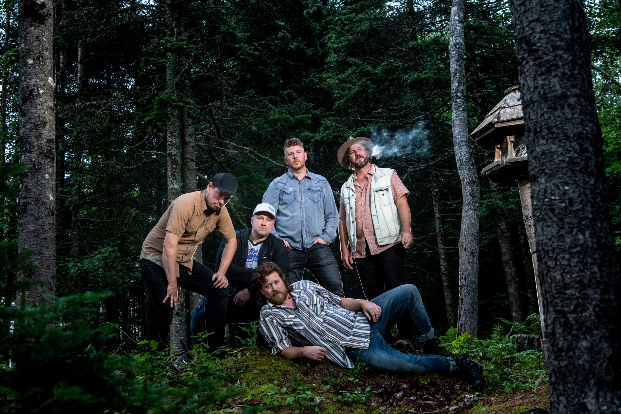 Exclusive Interview With Canadian Band Hot Mondy